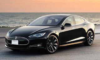 Tesla Model S alquilar para dormir