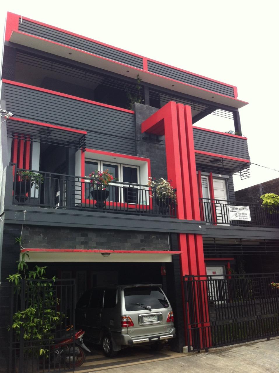 Guest House Minimalis Bontang