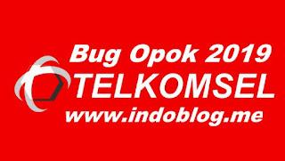 Kumpulaan Daftar Bug Telkomsel Opok Internet Gratis Terbaru April 2019