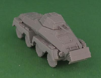 German Schwerer Panzerspähwagen Sd Kfz 231 8-Rad picture 4
