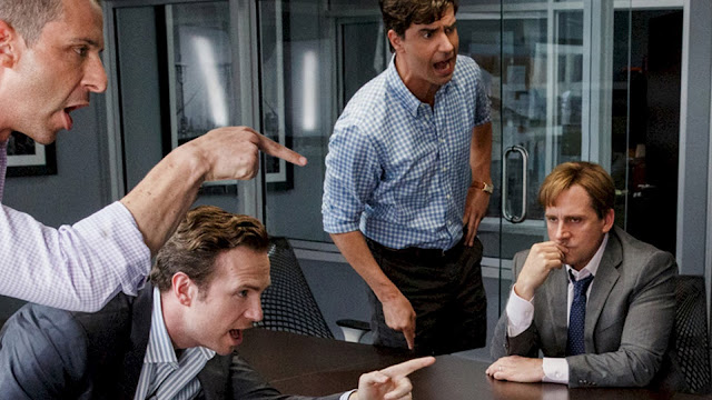 A Queda de Wall Street - The Big Short (2015)
