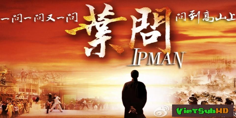 Phim Diệp Vấn Hoàn tất (50/50) VietSub HD | Ip Man 2013