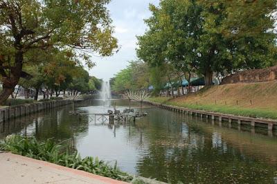 Tempat wisata terindah di Thailand Chiand Mai