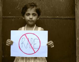 Cover Photo: STOP RAPE!