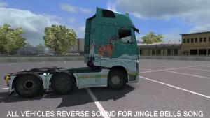 Jingle Bells Reverse Sound Mod