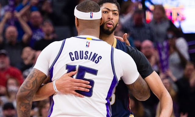 DeMarcus Cousins delivers emotional goodbye to Sacramento: 'My love for this city has never changed'