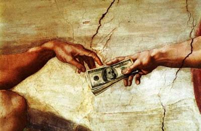 Risultati immagini per denaro sterco di satana
