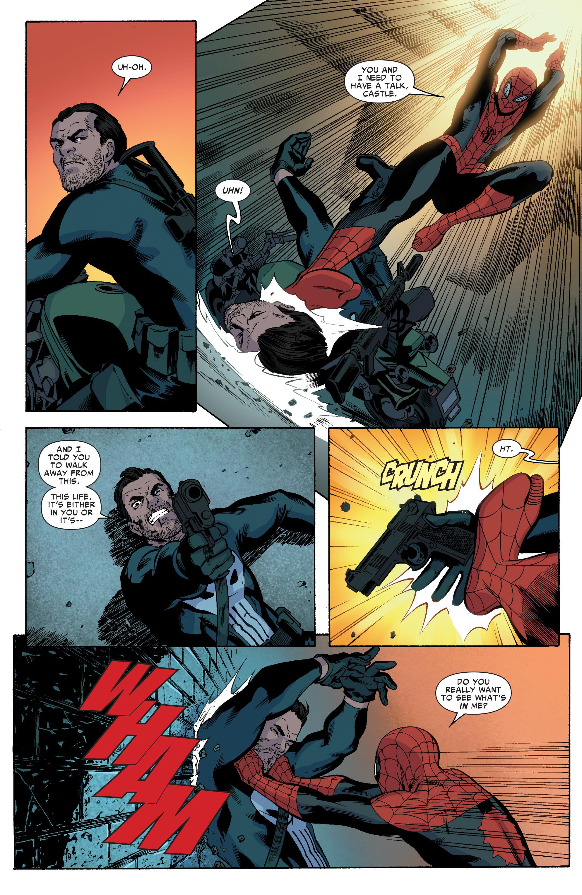 Avenging Spider-Man #23 #25 - English 20
