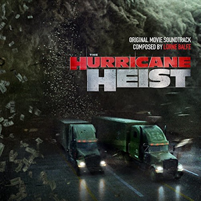 The Hurrican Heist Soundtrack Lorne Balfe