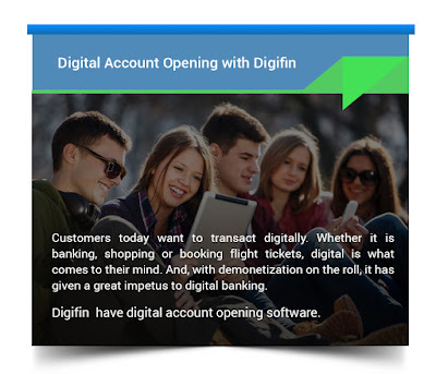 Digital Account opening with Digifin