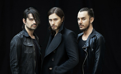 """Lirik Lagu Thirty Seconds to Mars - The Kill (Bury Me)"""