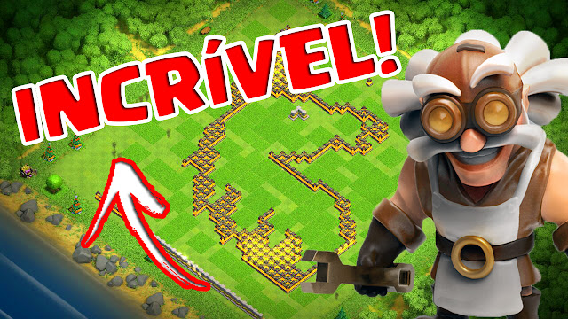 Layout's Incríveis do Clash of Clans