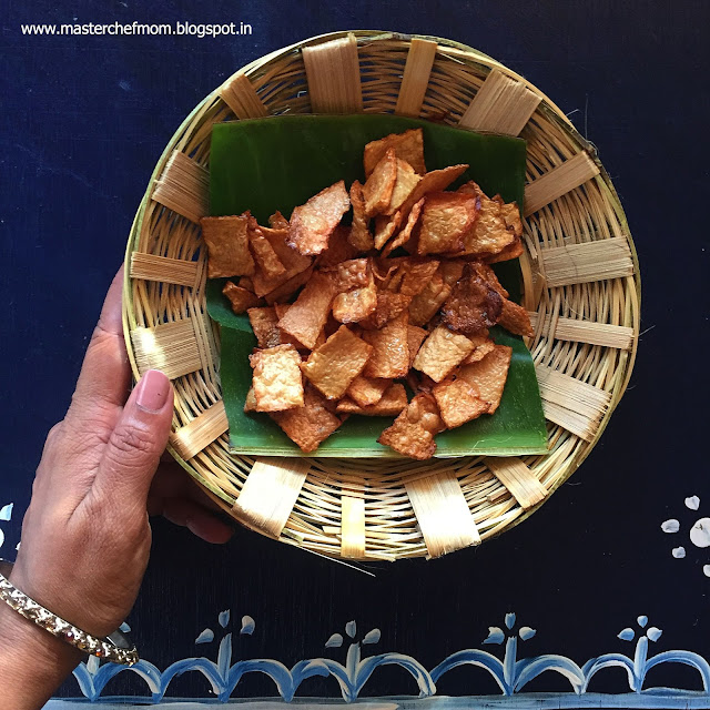 Home Style Yam Chips