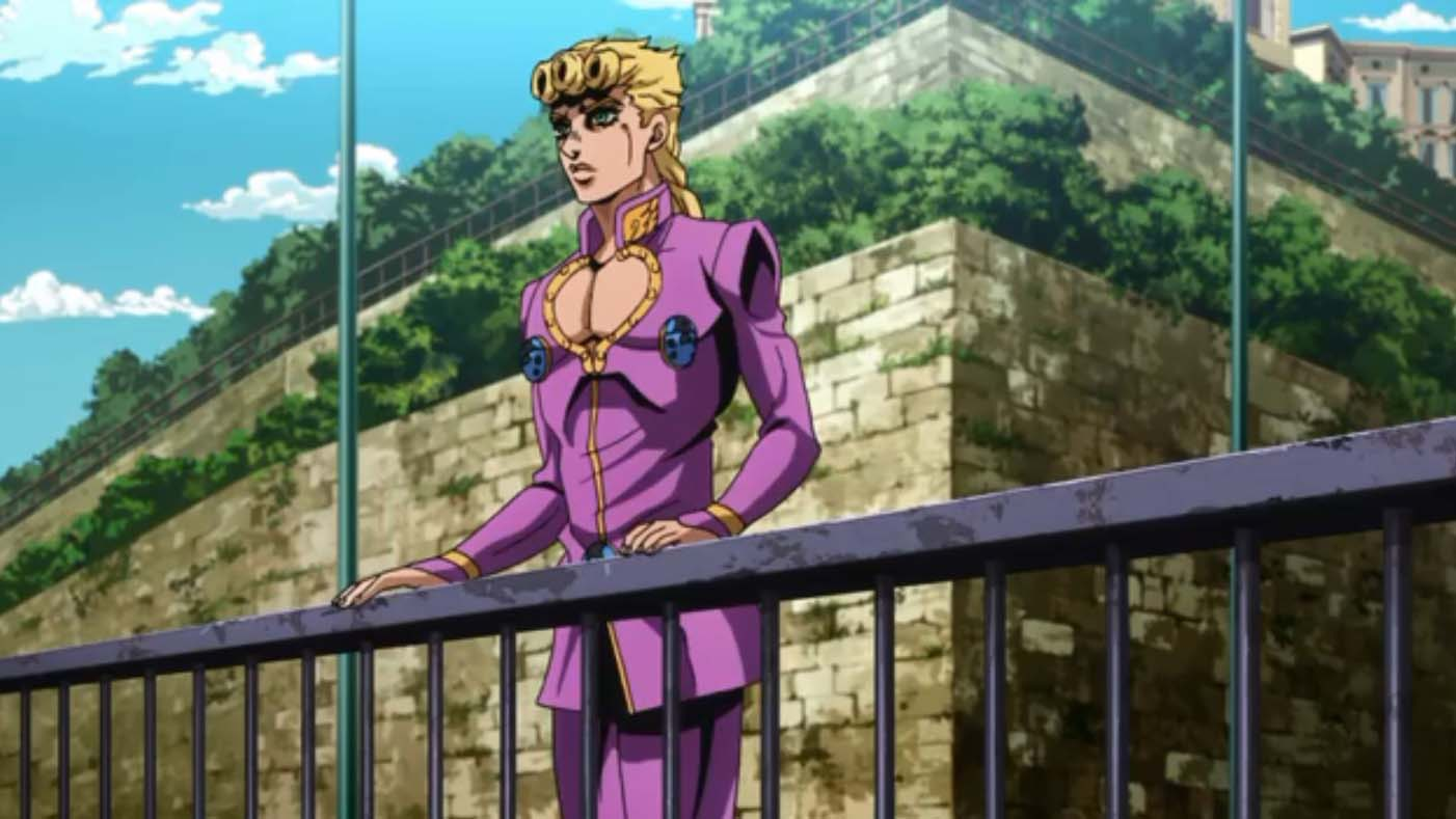JoJo No Kimyou Na Bouken: Ougon No Kaze Episode 3 Subtitle Indonesia
