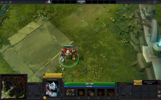 DOTA 2 Clockwerk Guide, Strategy & Build ~ Dota 2 Throne