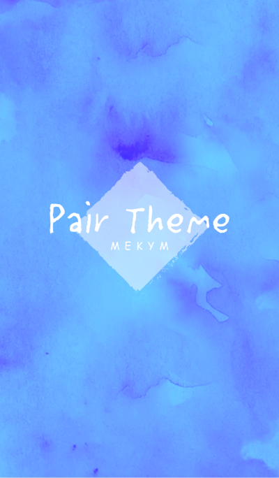 Pair Theme -SQUARE-