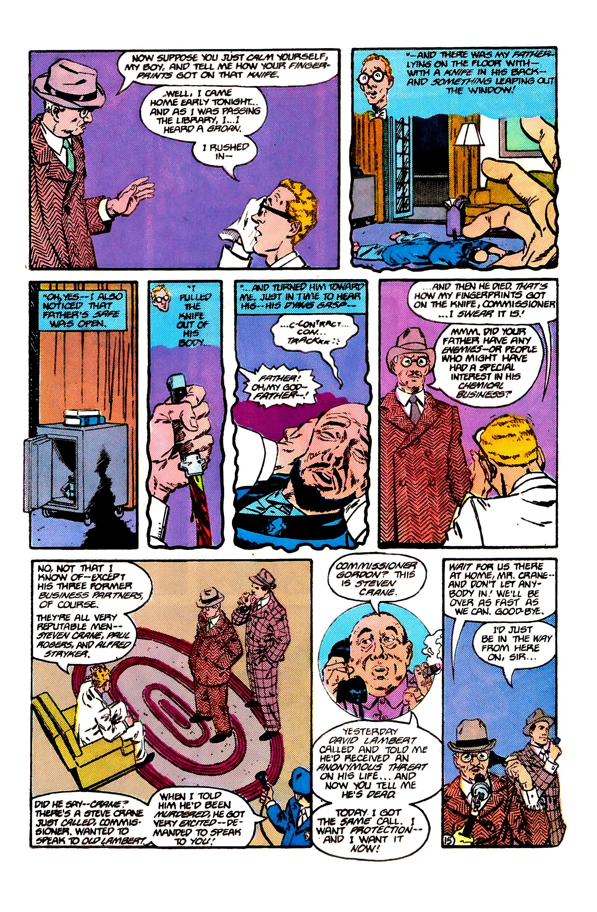 Read online Secret Origins (1986) comic -  Issue #6 - 17