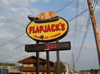 Flapjacks Pancake Cabin