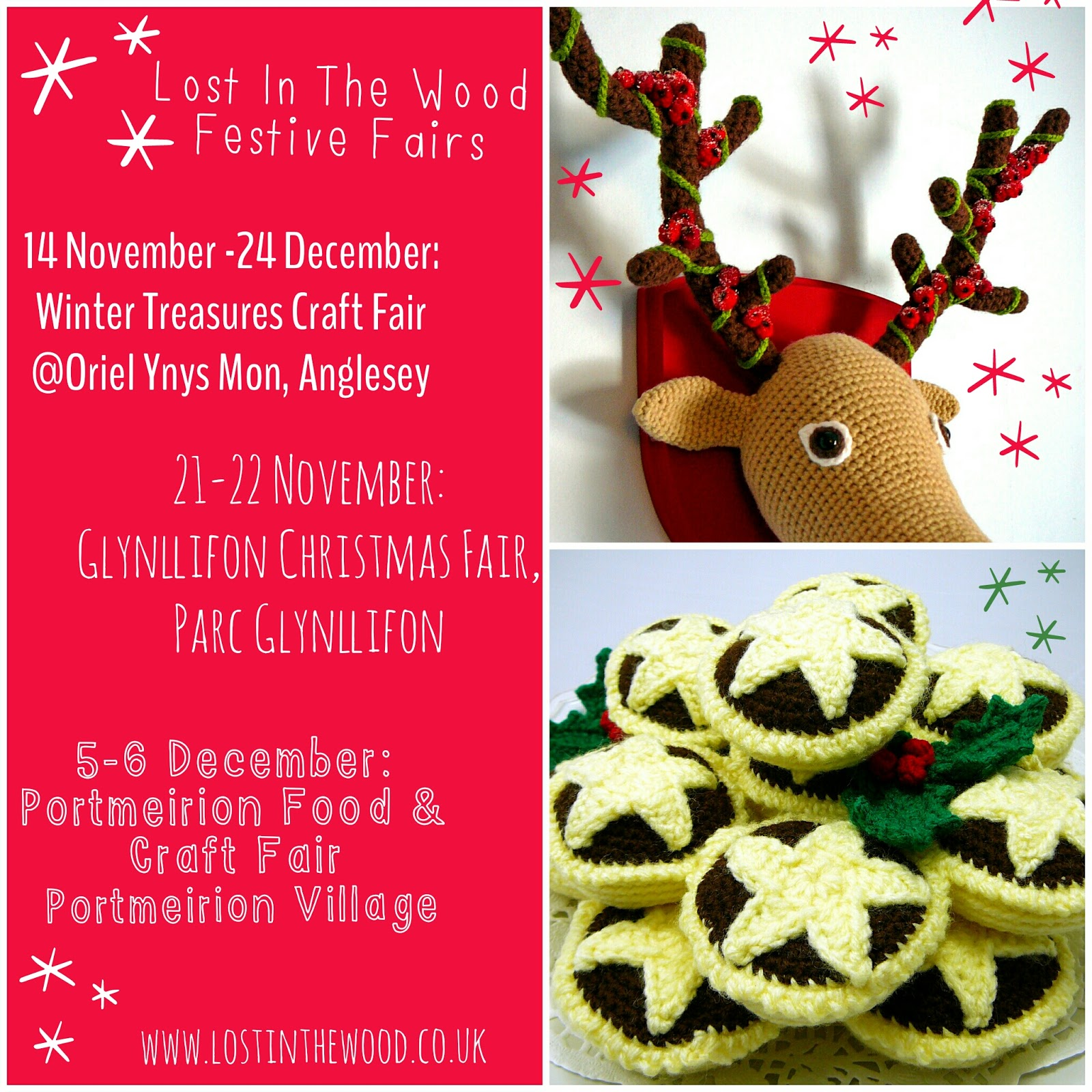 Christmas Craft Fairs In North Wales