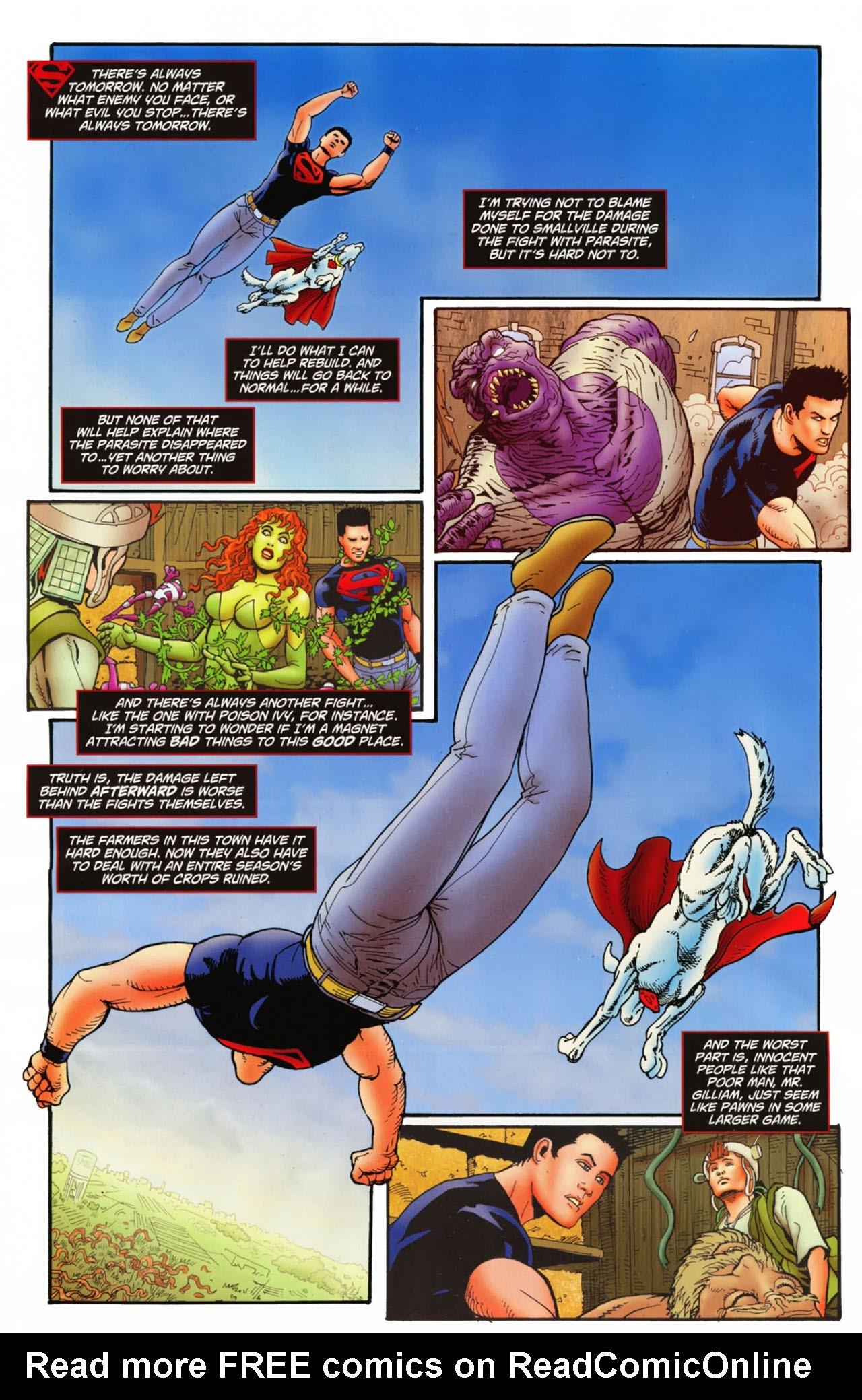 Superboy [I] Issue #5 #5 - English 4