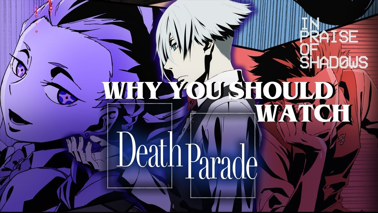 Death Parade - VietSub (2015)