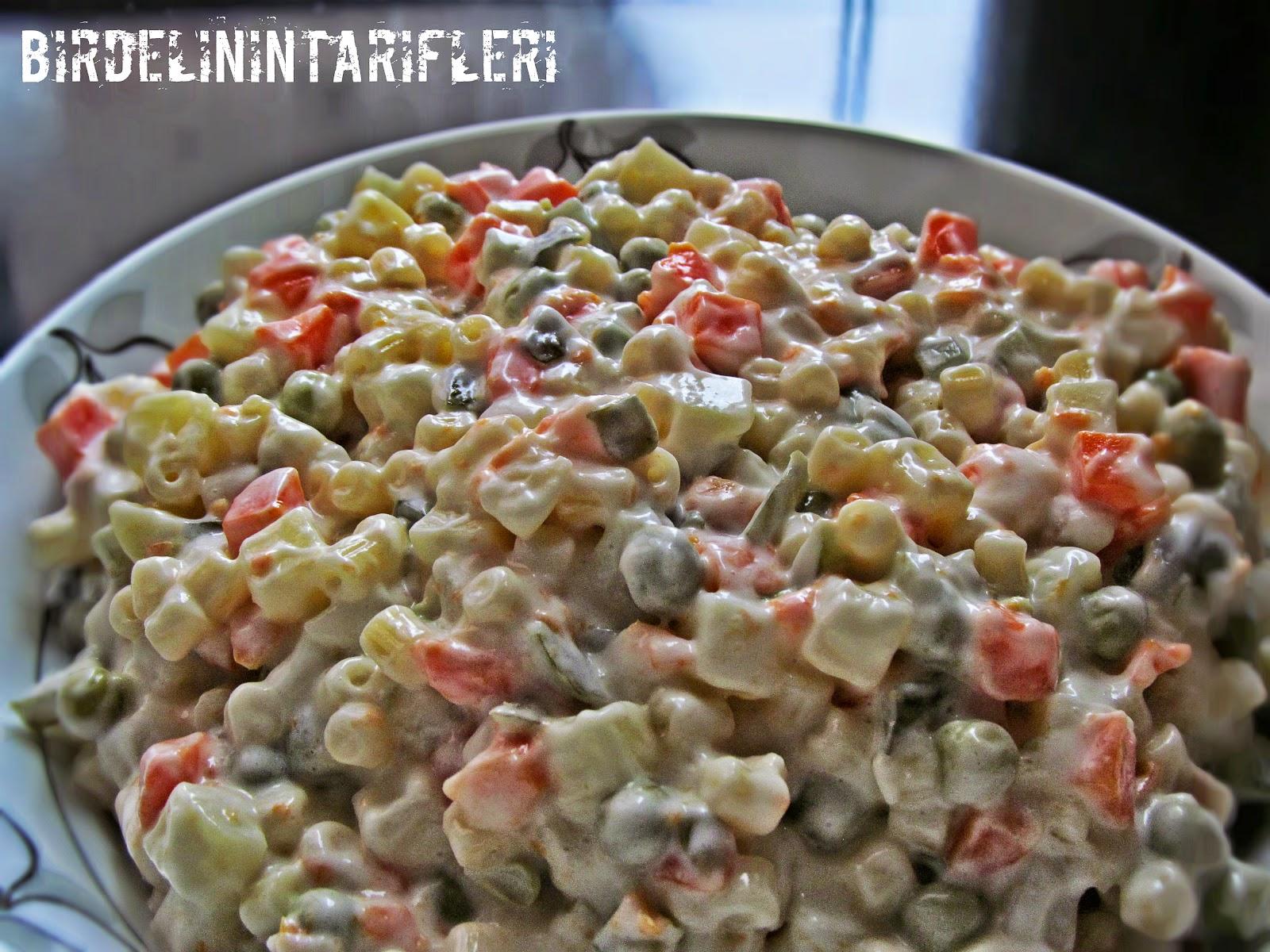 Amerikan Salatası Videosu