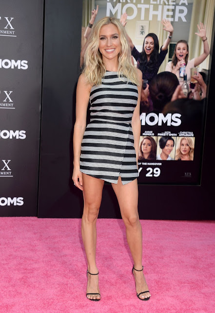 Actress, @ Kristin Cavallari at 'Bad Moms' Premiere in Los Angeles
