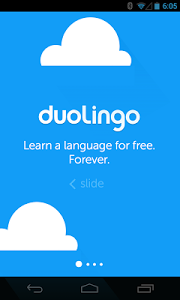 تحميل برنامج تعلم اللغات دولينجو للاندرويد