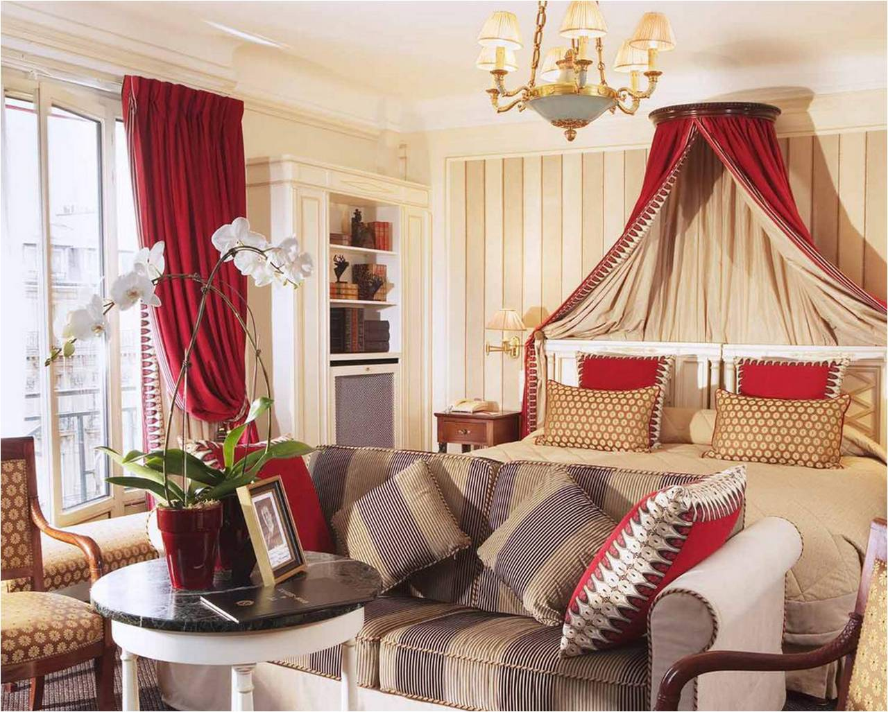Decorating Room Ideas: Eye For Design: Decorating French Empire Style Bedrooms