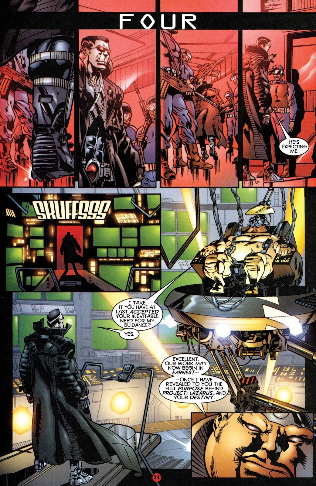 Bloodshot (1997) issue 15 - Page 19