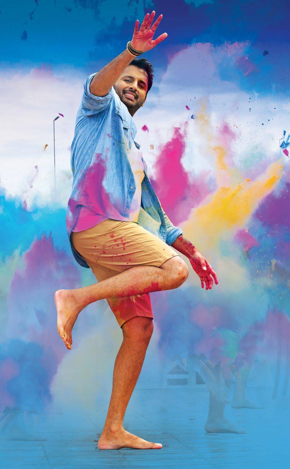 Chal Mohan Ranga 2018 Dual Audio UNCUT [Hindi + Telugu] 720p HDRip Download