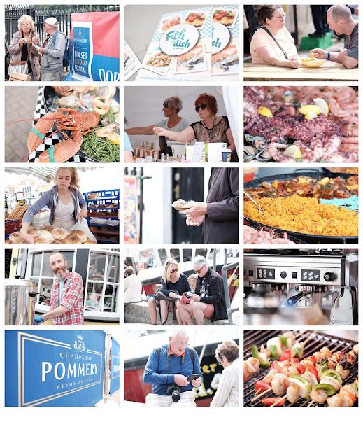 Dorset Pommery Seafood Festival