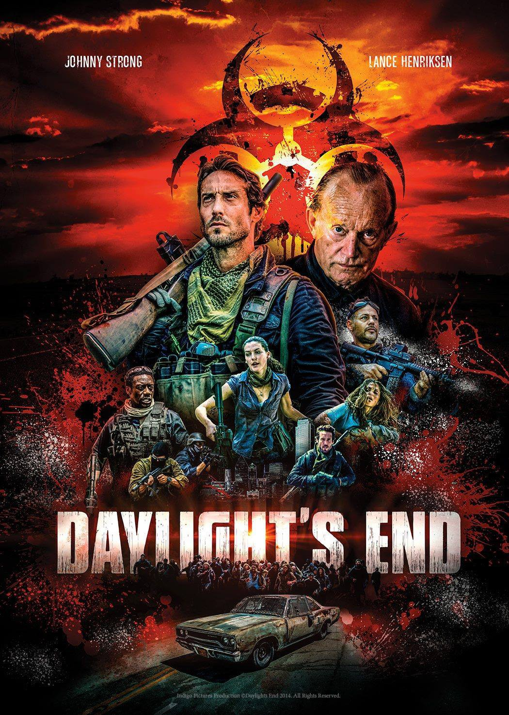 Nonton Film Daylight's End (2016)