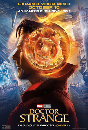 Doctor Strange (BRRip 3D 1080p Dual Latino / Ingles) (2016)