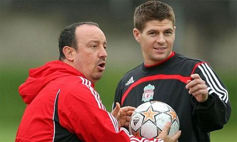Benitez cho rằng Gerrard là cầu thủ đẳng cấp thế giới trong 10 đến 15 năm.