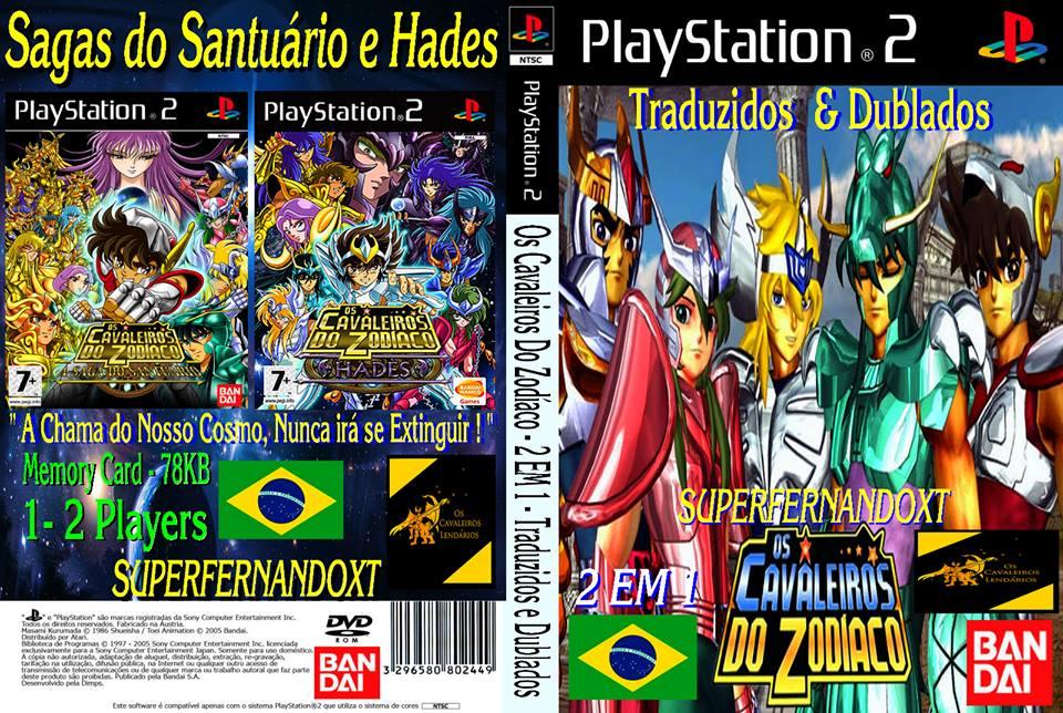 CAVALEIROS NTSC BAIXAR HADES ZODIACO PS2 DO THE