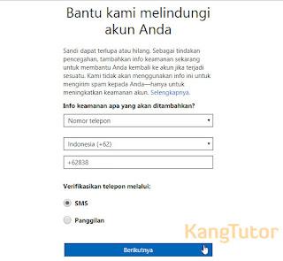 Cara Membuat Email Windows