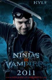 Xem Phim Ninja Tiệu Diệt Ma Cà Rồng 2011