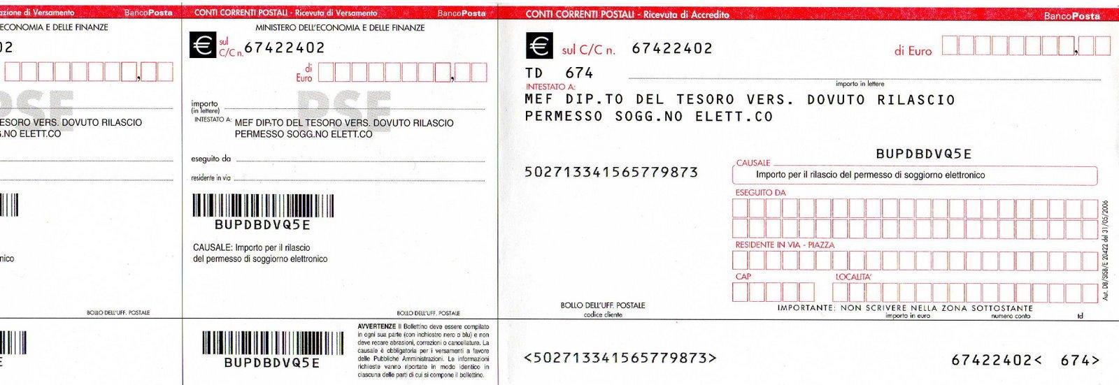 La nostra italia permesso di soggiorno for Portale immigrazione permesso di soggiorno password