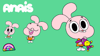 The Amazing World of Gumball Anais HD Wallpaper