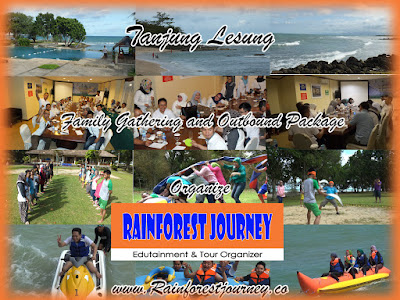 Family Gathering and Outbound Package Tanjung Lesung