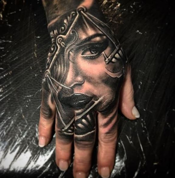 50 Best Hand Tattoos For Men 2019 Cool Simple Page 3 Of 5