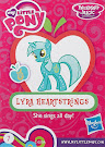 My Little Pony Wave 13B Lyra Heartstrings Blind Bag Card