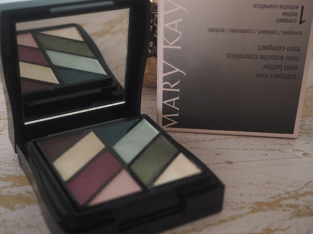 Mary Kay Mini Compact & Liquid Eyeliner Pen