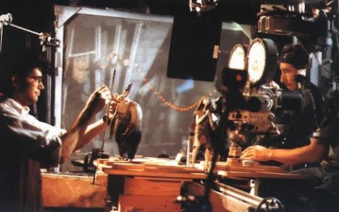 Inside Tim Burton's Nightmare before Christmas 04
