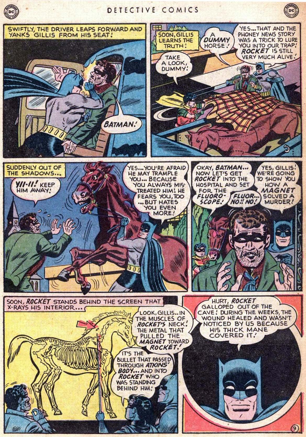 Detective Comics (1937) 157 Page 10
