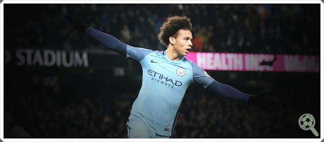 Leroy Sané Manchester City