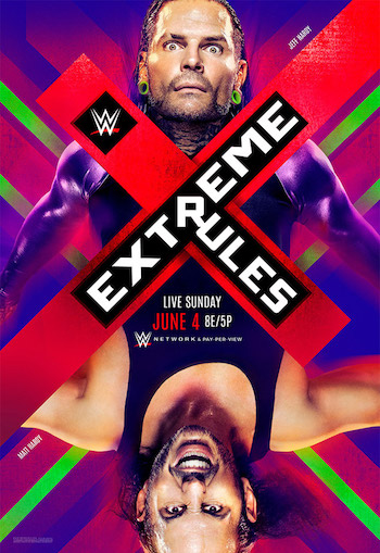 WWE Extreme Rules 2017 PPV Full Show Download