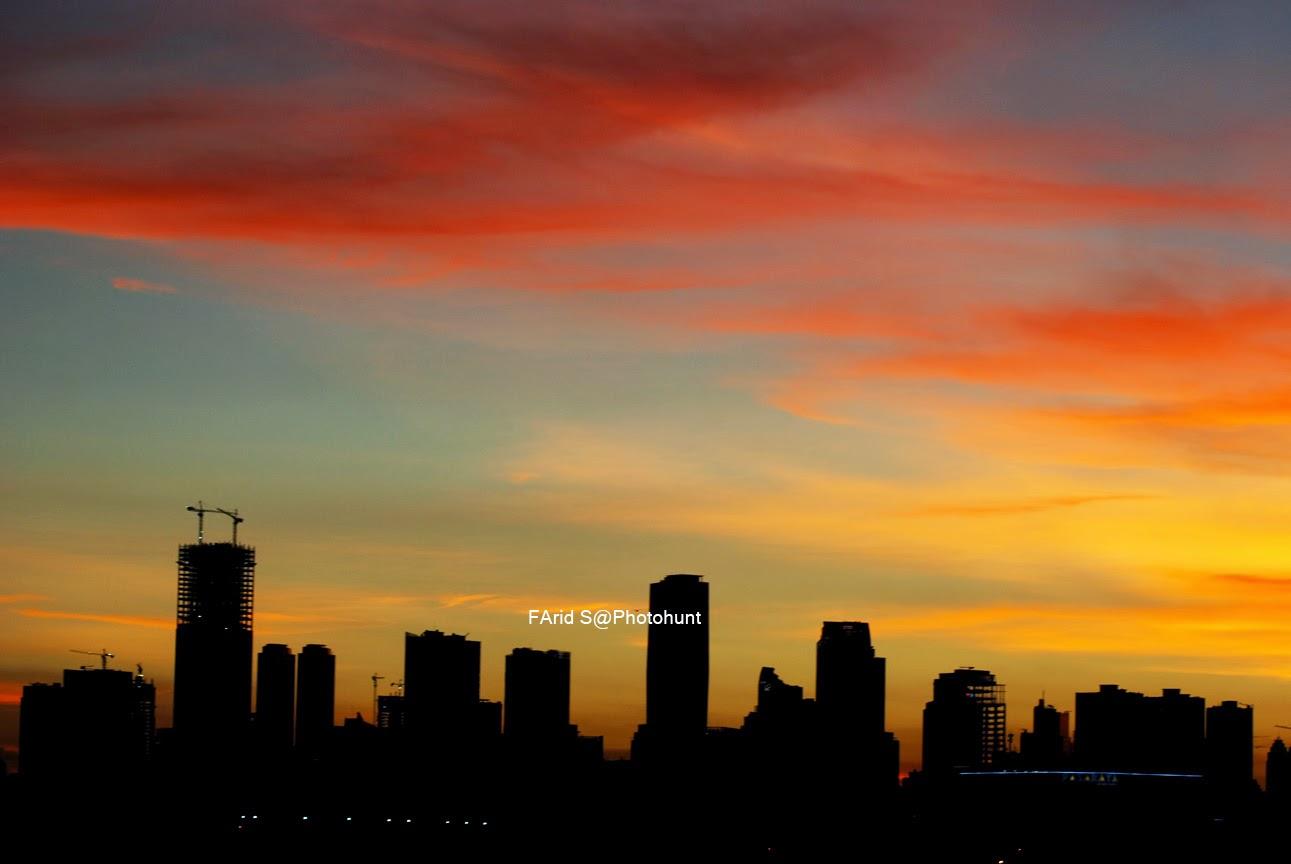 Pemandangan Kota Jakarta