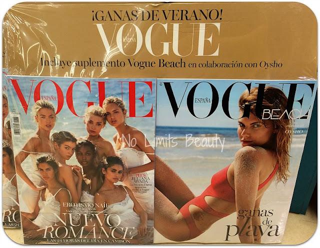 Regalos Revistas Mayo 2016: Vogue
